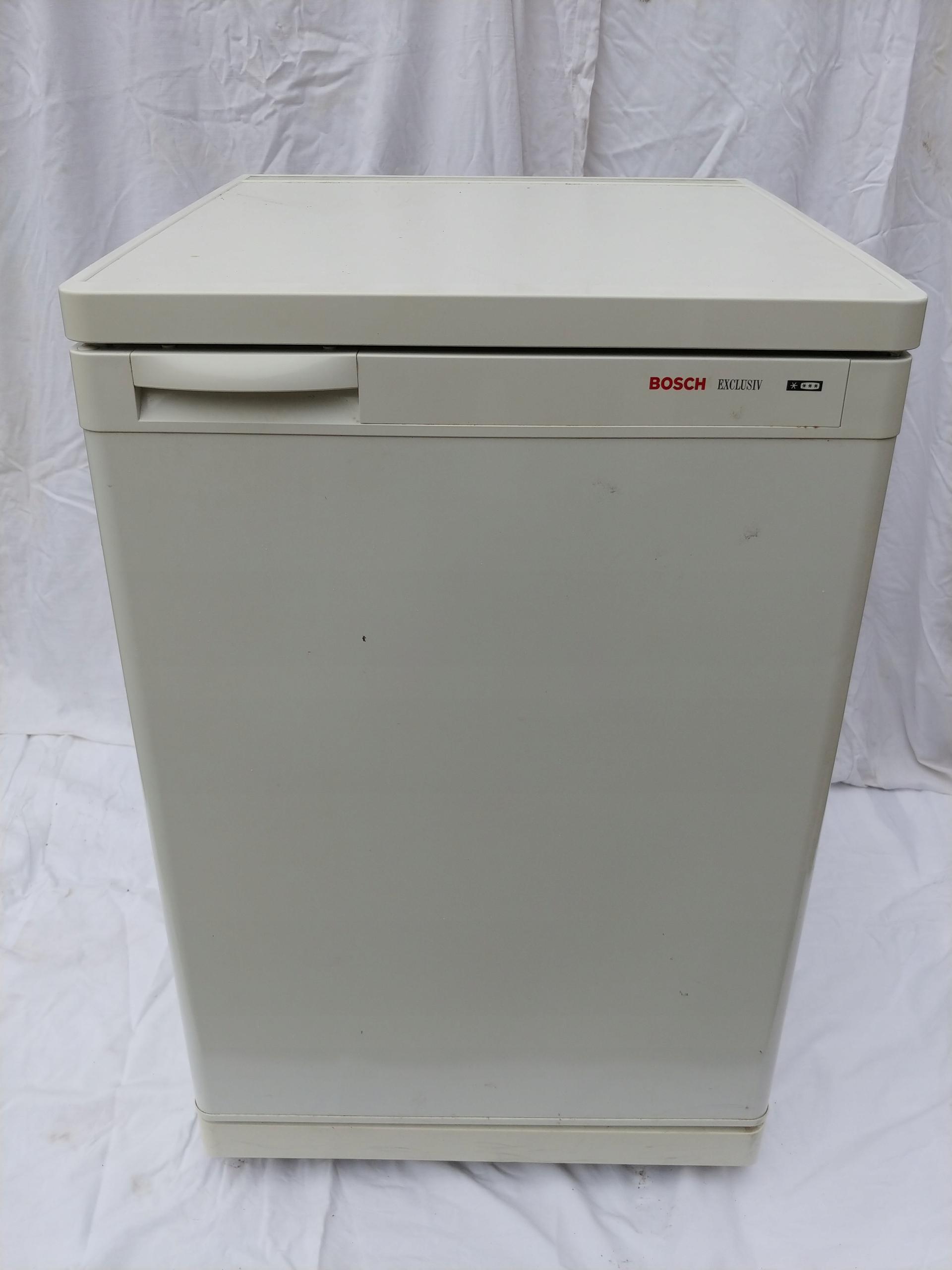 Zamrażarka BOSCH EXCLUSIV GSL 8400 - 3 szuflady