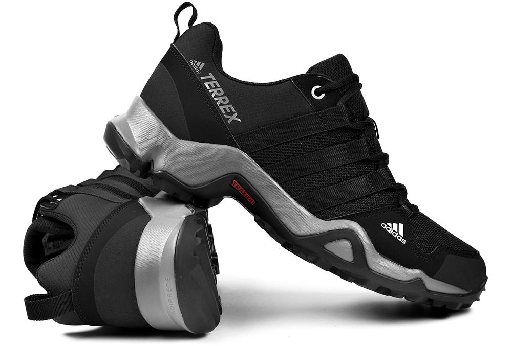 Adidas Terrex AX2R Czarne Oryginalne Buty Trekkingowe