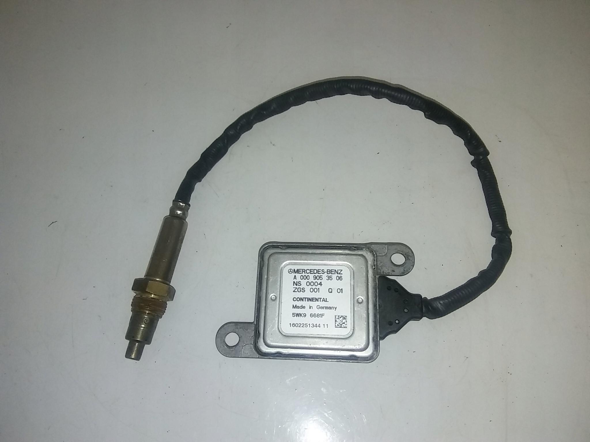 MERCEDES W222 SONDA NOX A0009053506