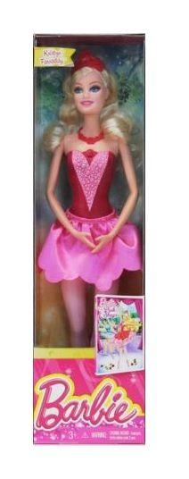 wyp Barbie Magiczne Baletki Kristyn Farraday CCR72