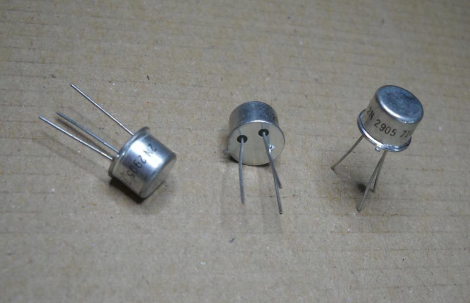 Tranzystor 2N2905 za BC313 Unitra CEMI 1,1zł 2szt.