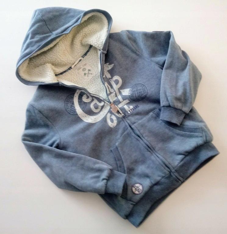 Ocieplana bluza - Cool Club - rozm.134