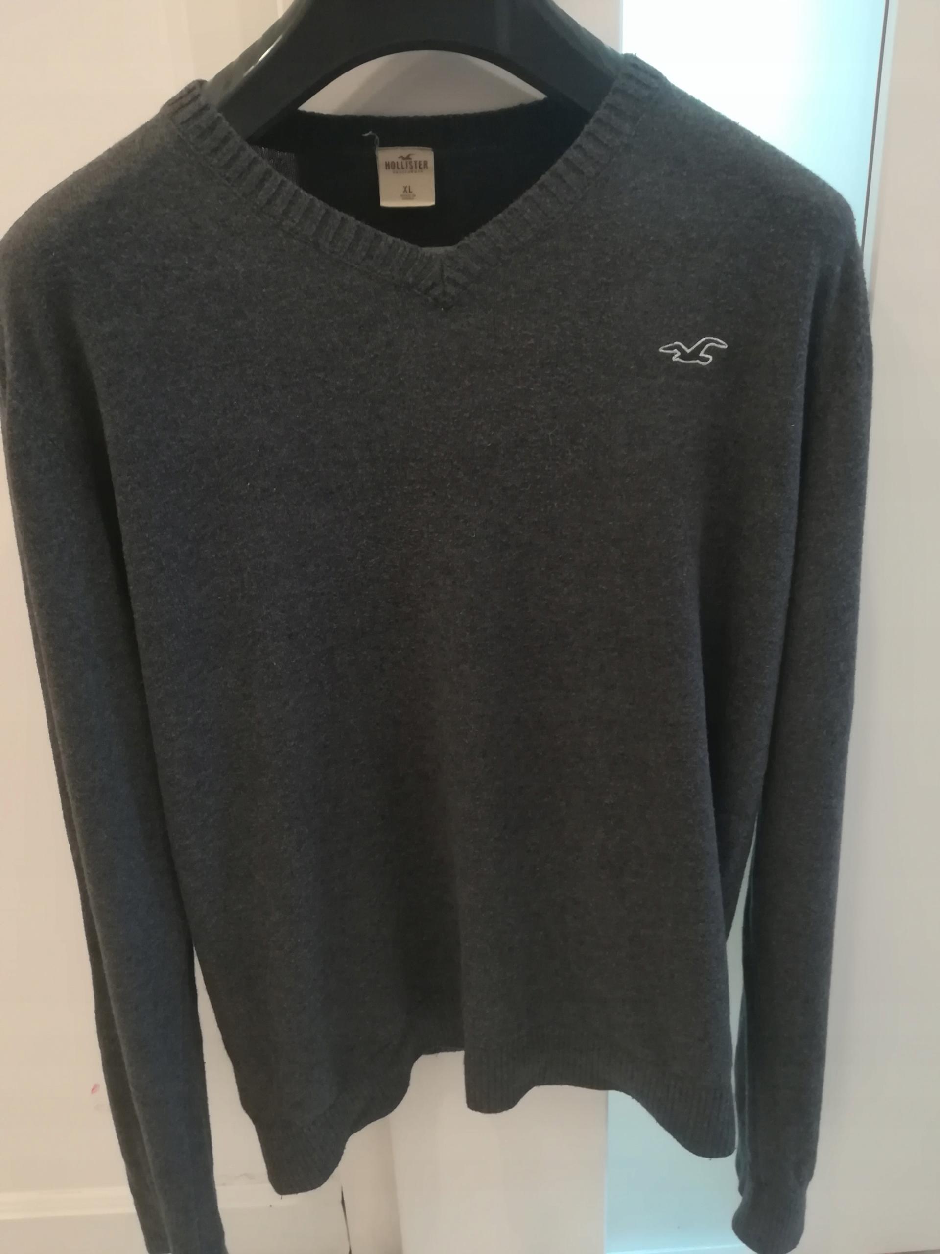 Sweter Hollister XL