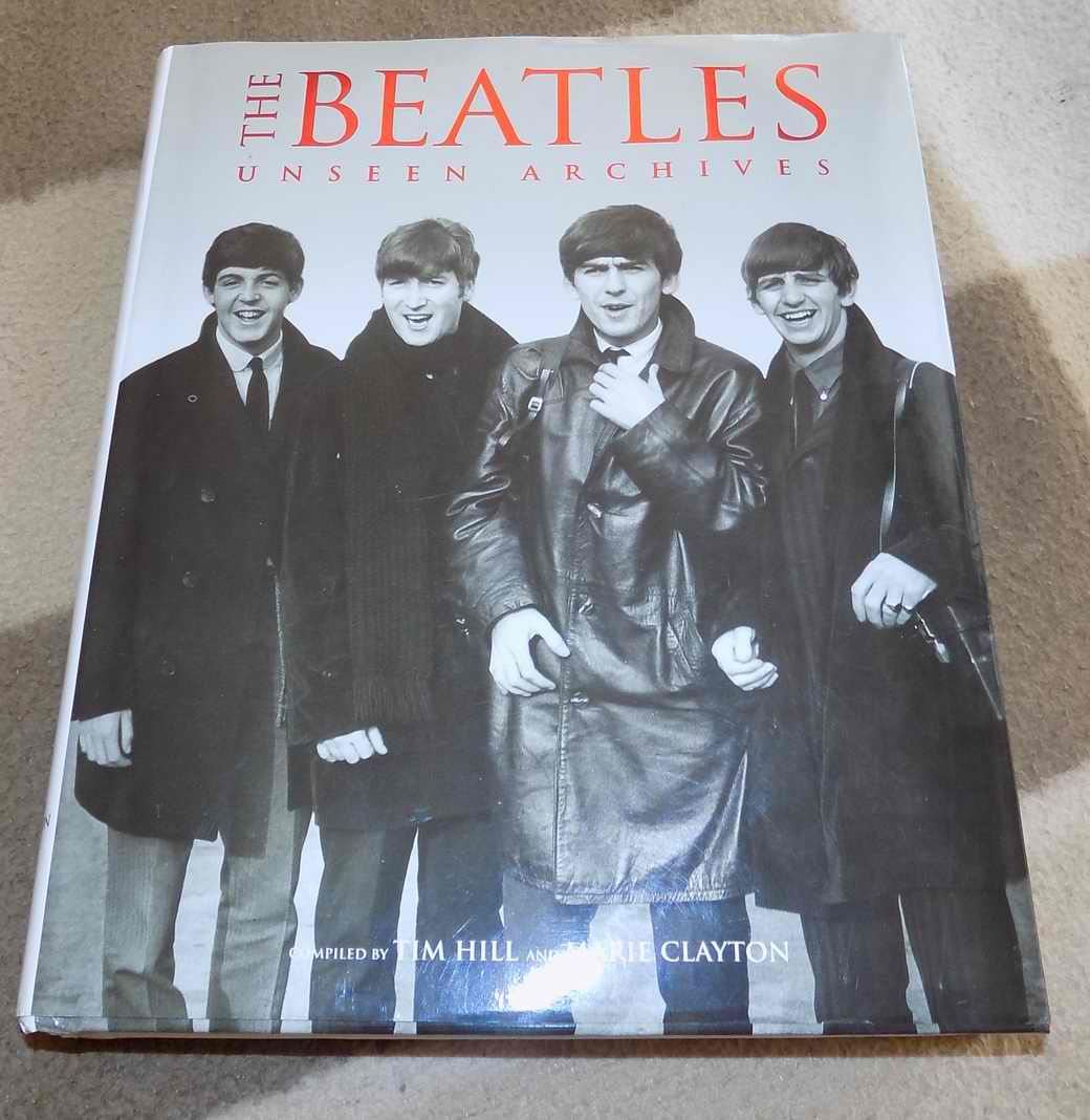THE BEATLES - UNSEEN ARCHIVES