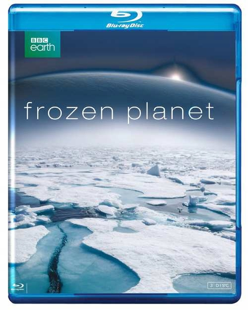 BLU-RAY Tv Series/Bbc Earth - Frozen Planet Ultima