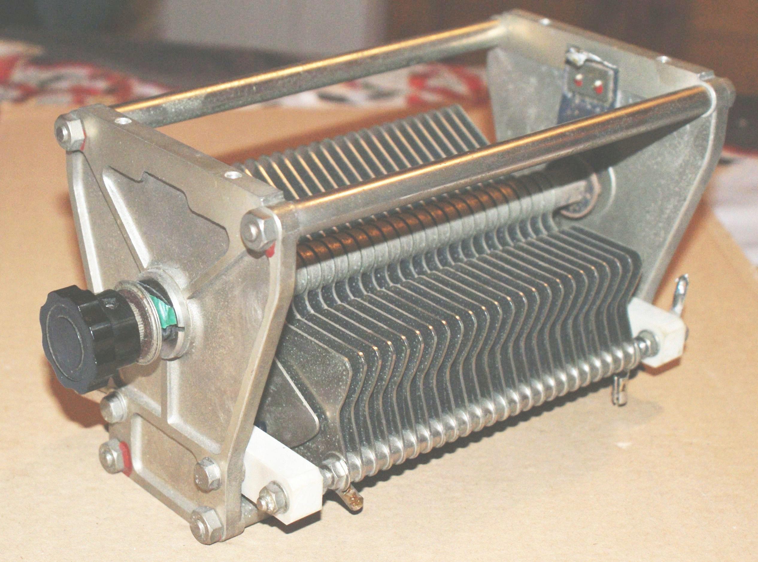 Kondensator do wzmacniacza dużej mocy 800pF