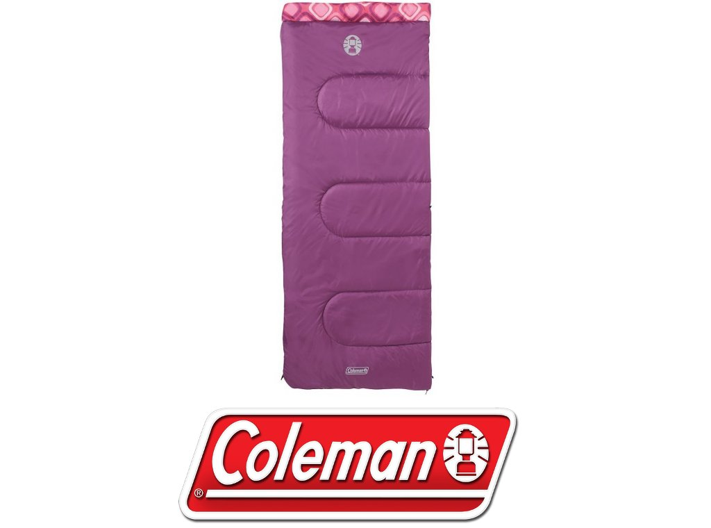 Coleman Śpiwór dziecięcy Salida Rectangular (053-L