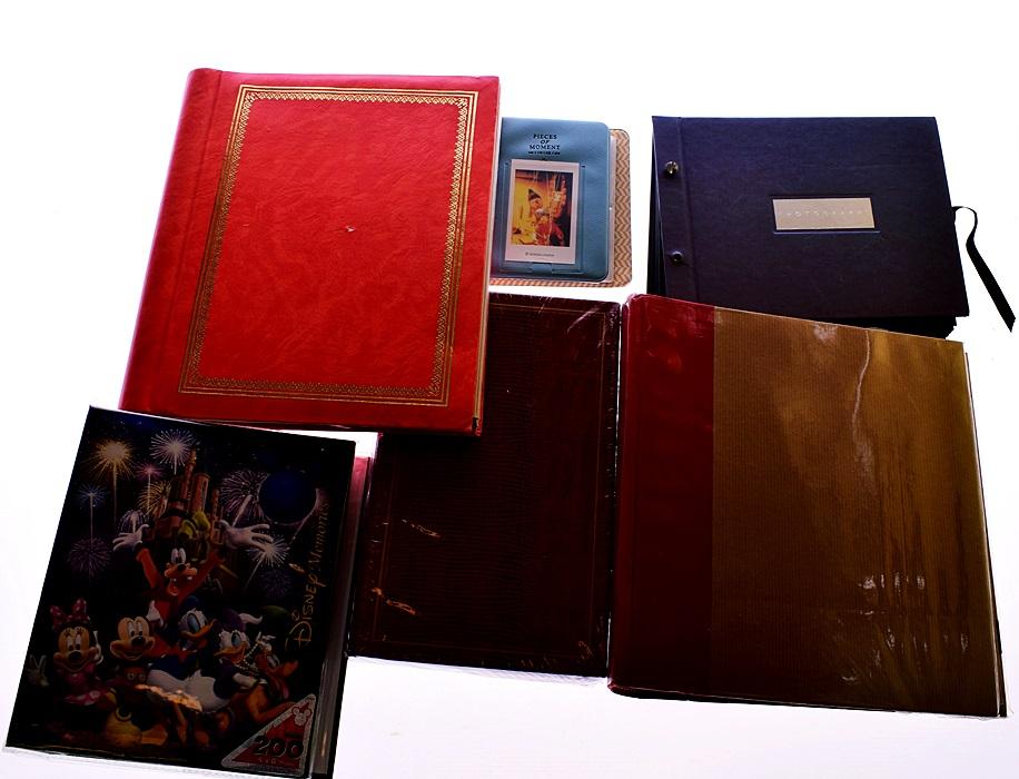 5823-19 DISNEY.. ALBUMY Z POSTACIAMI KLASYCZNE MIX