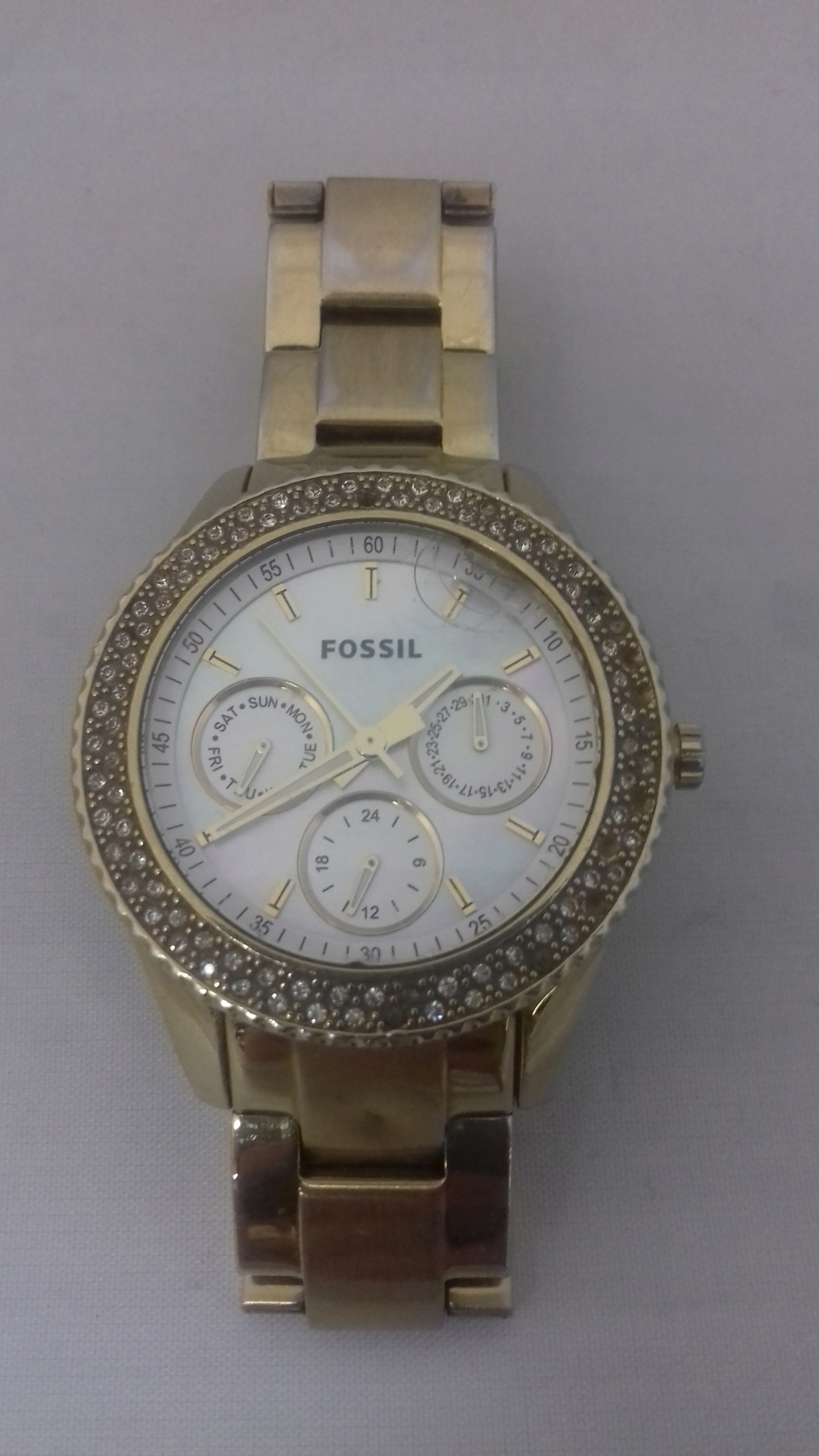Zegarek FOSSIL es2861 LOMBARD66