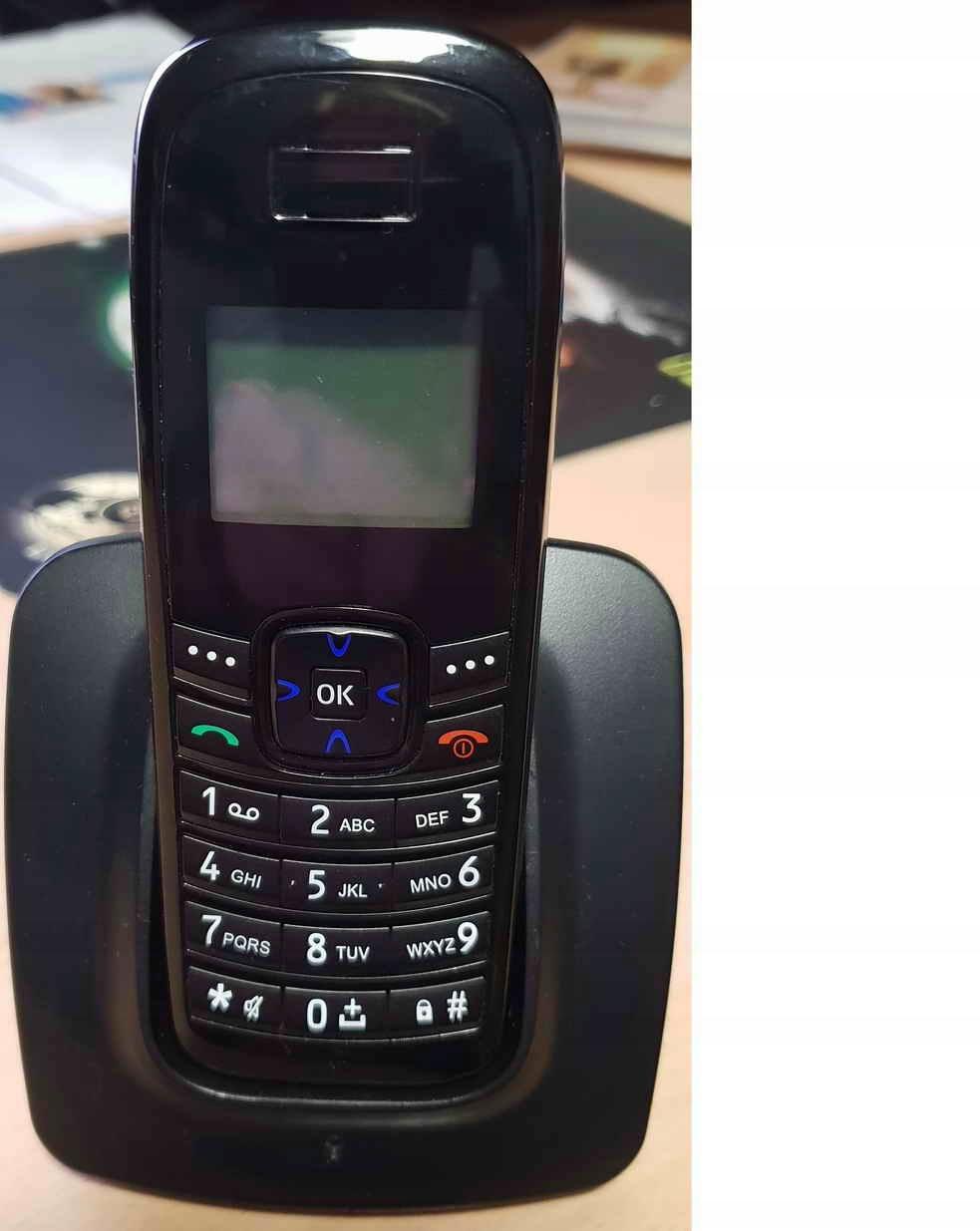 Telefon komórkowy Huawei ETS8121