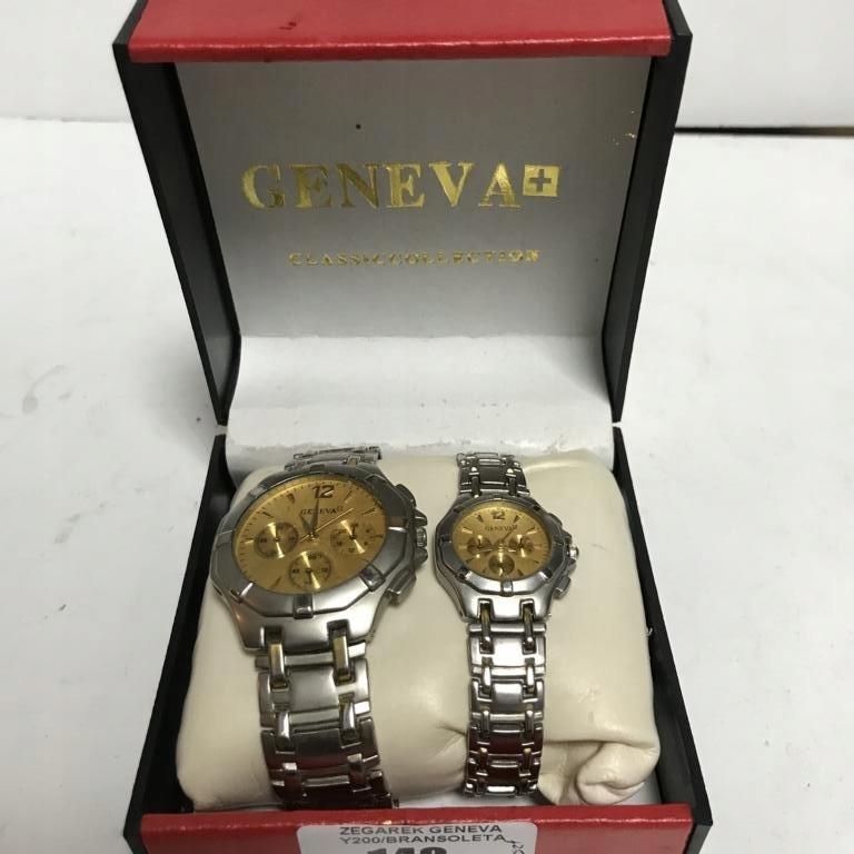 ZEGAREK GENEVA Y345 / ZEGAREK GENEVA Y200