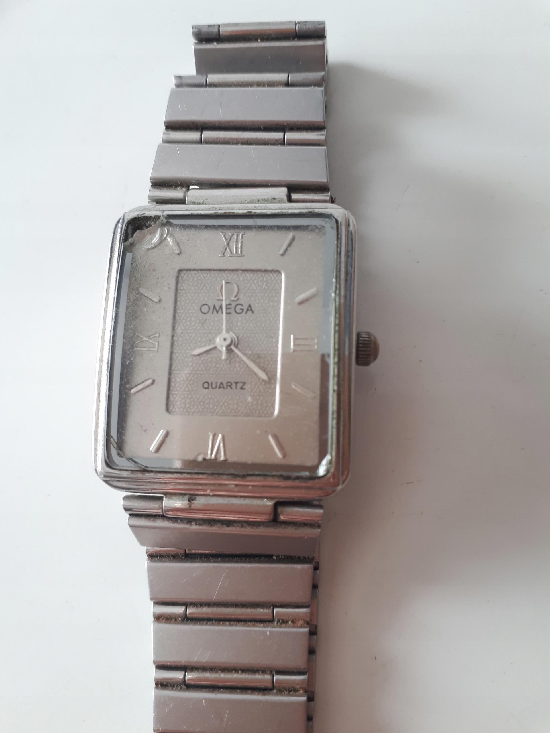 Zegarek OMEGA De Ville stan używany