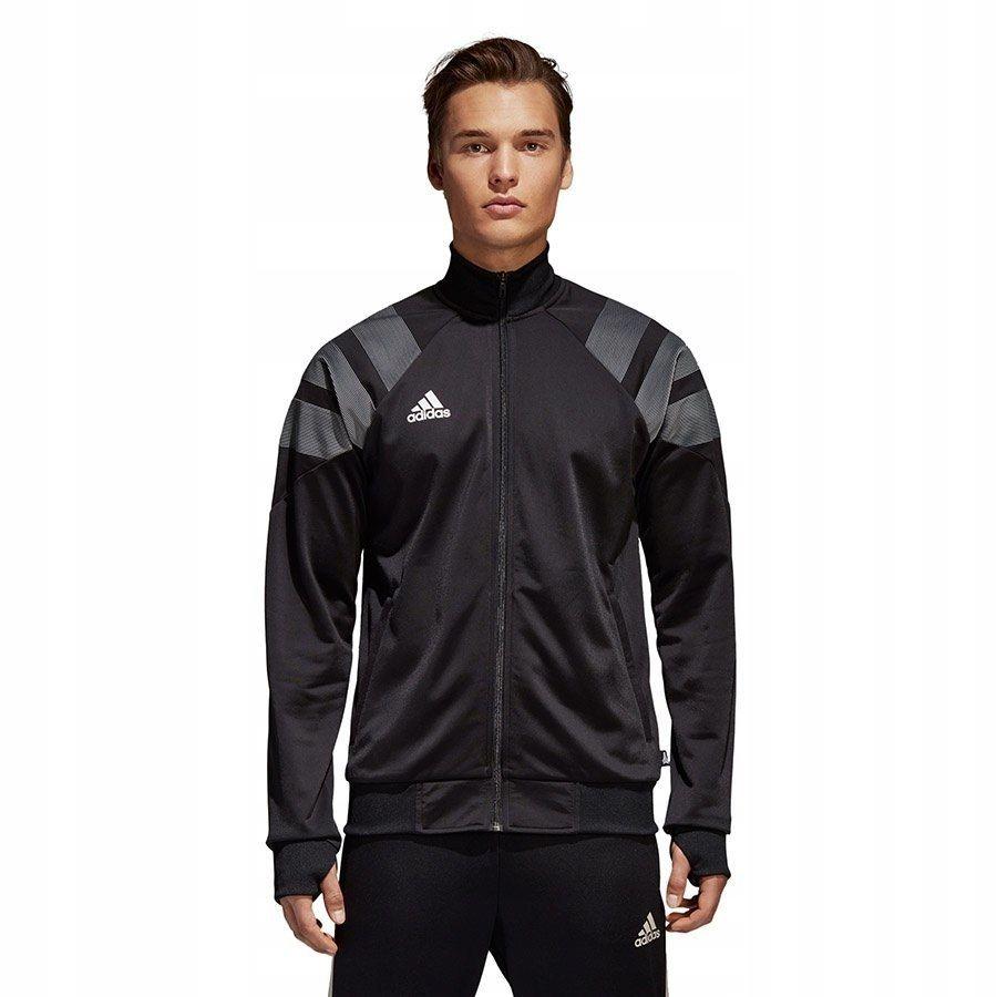 Bluza Męska Piłkarska adidas Tanis TRK czarn M