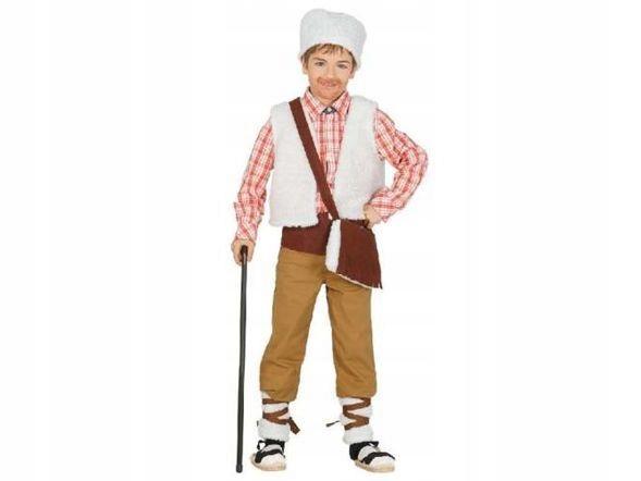 Pastuszek 7-9 lat - kostiumy dla dzieci na jasełka