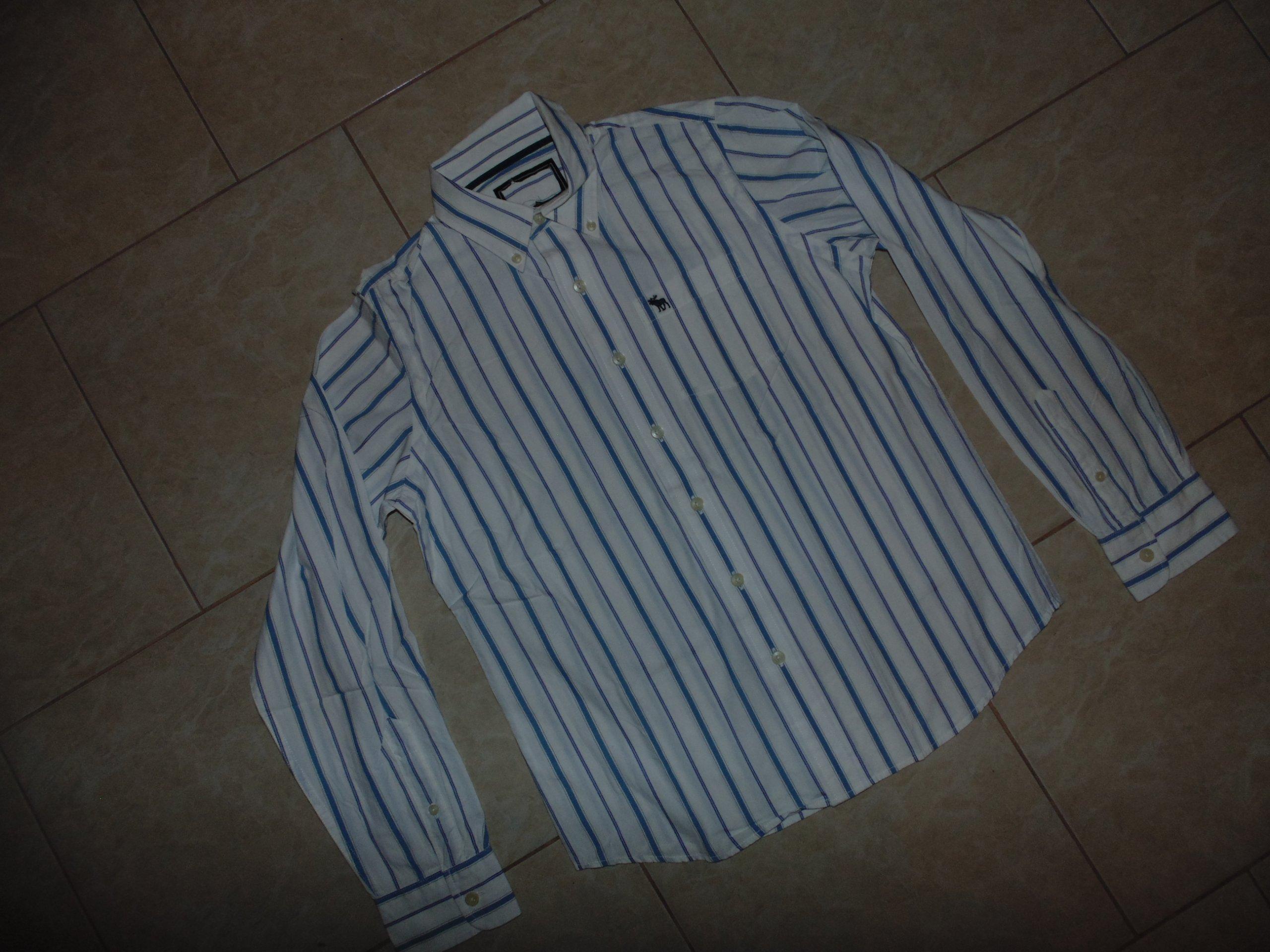 Koszula Abercrombie Fitch S M Hollister WYPRZEDAŻ