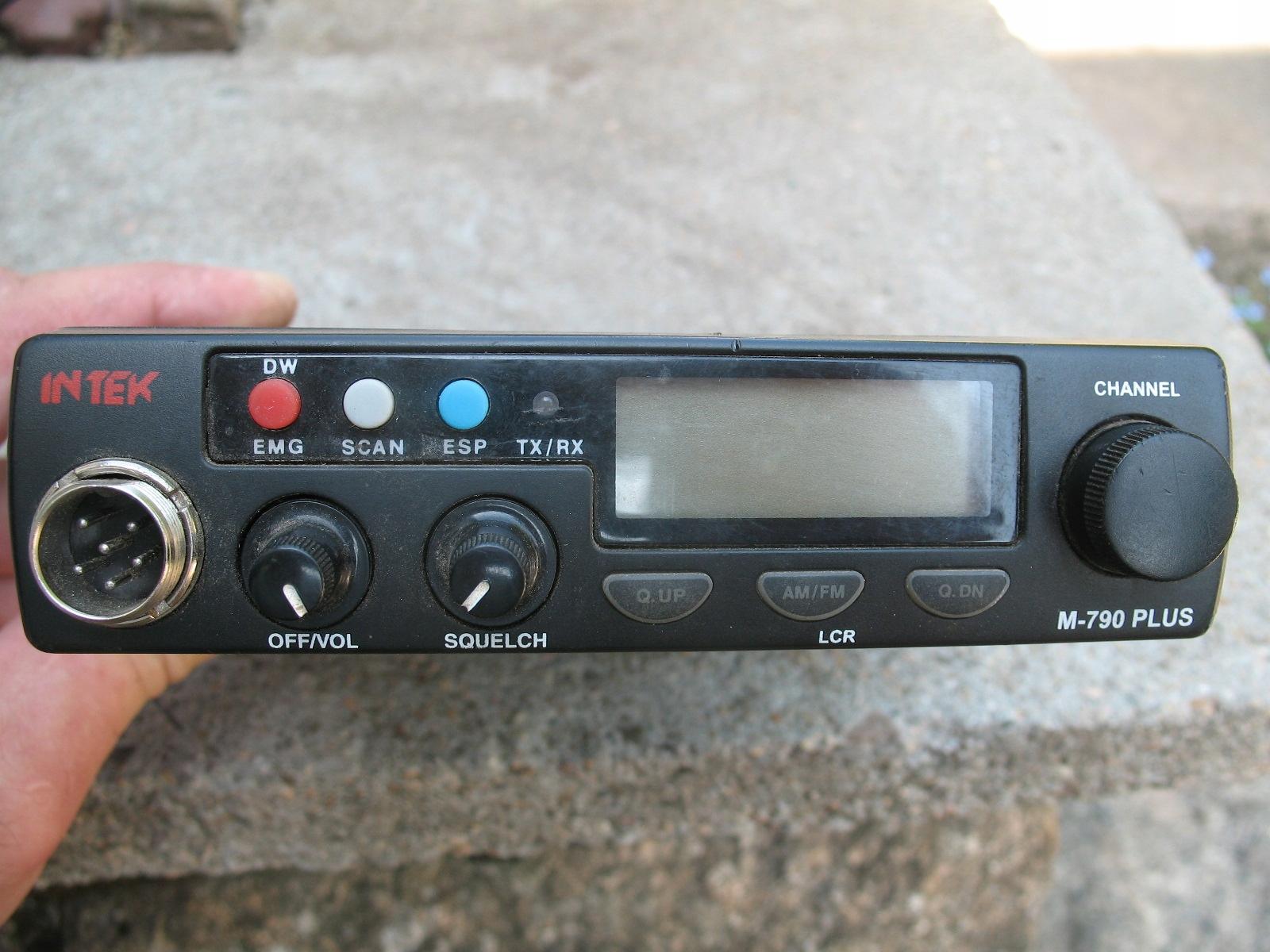 INTEK M-790 PLUS