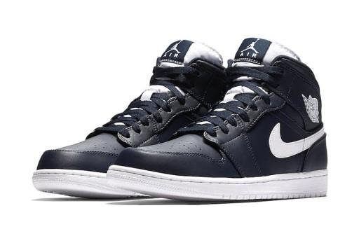 za pół buty sportowe najlepiej online BUTY MĘSKIE NIKE AIR JORDAN 1 554724 402 # 44,5 - 7311699809 ...