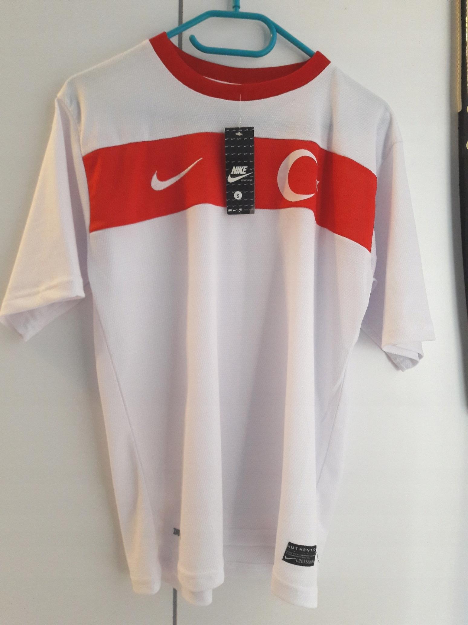 Koszulka kibica reprezentacji Turcji NIKE - S
