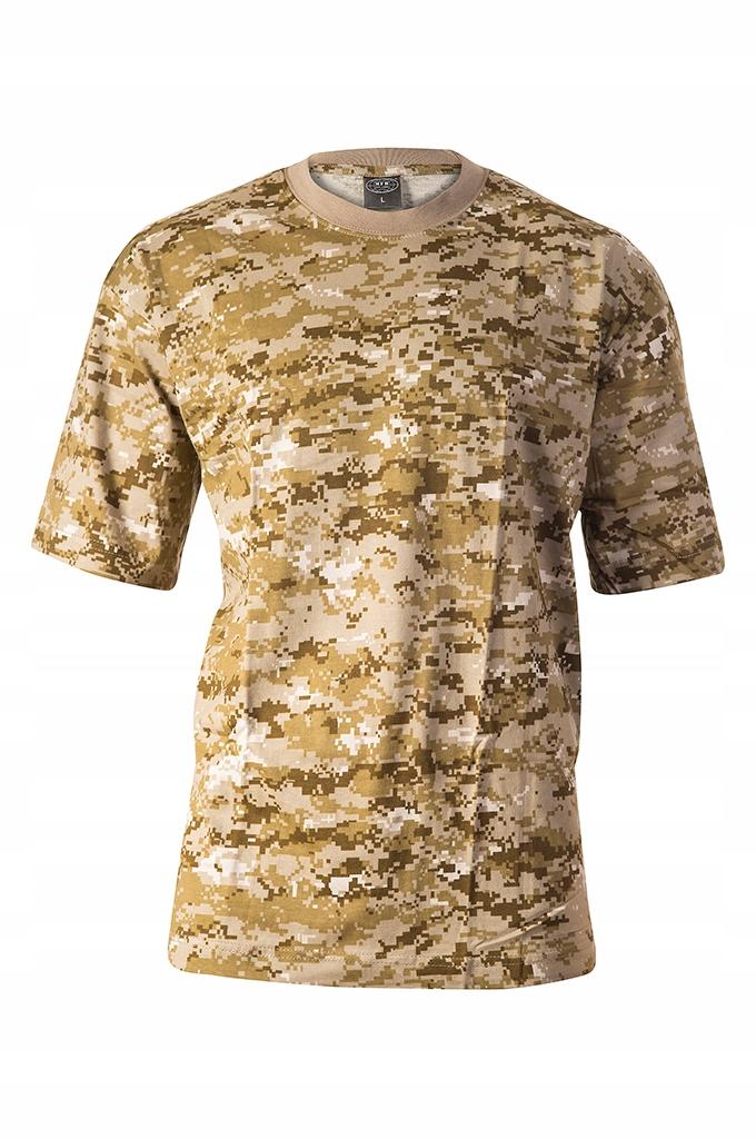 KOSZULKA T-shirt DIGITAL DESERT MFH L + GRATIS