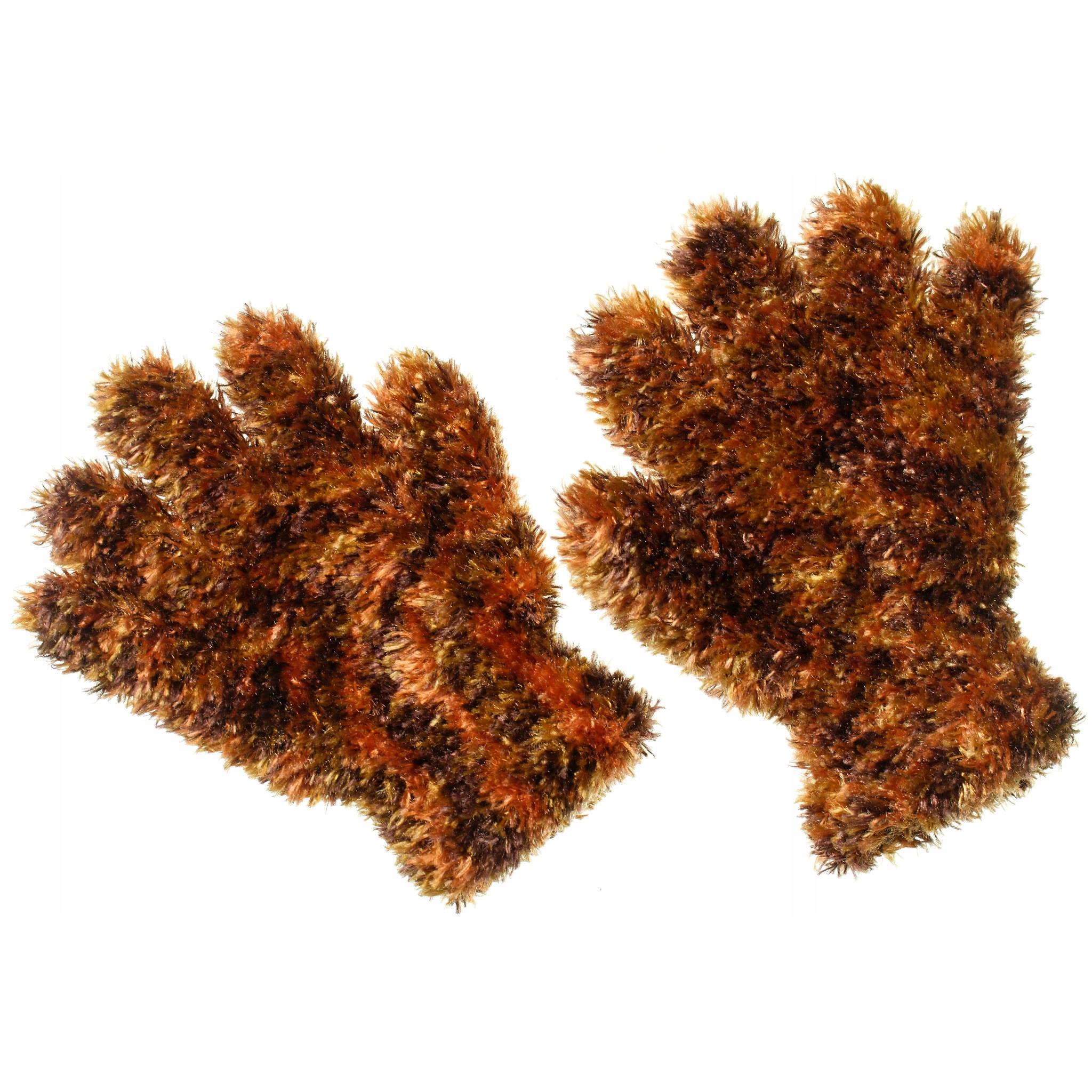 Cudowne i milutkie rękawiczki