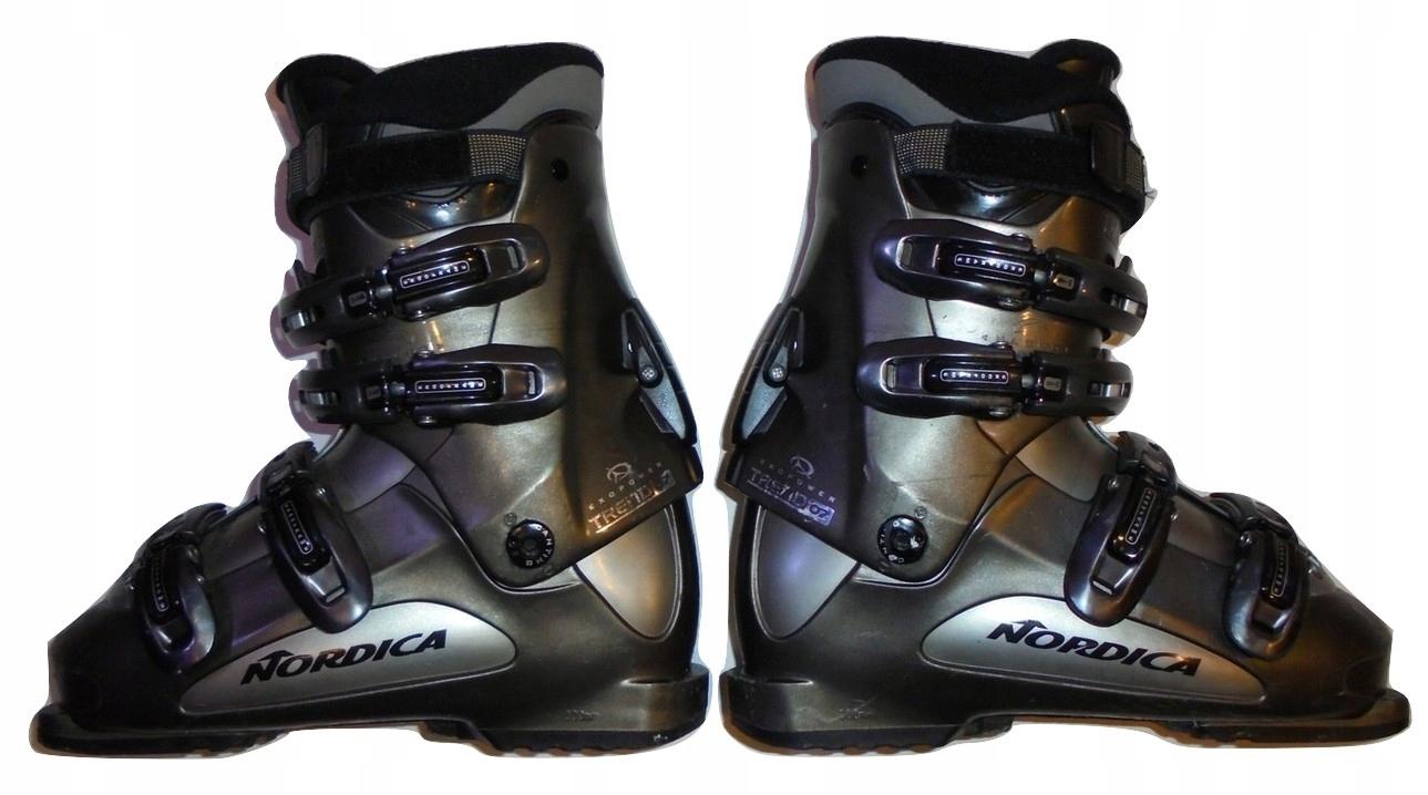 Buty narciarskie NORDICA TREND 07 roz. 26,5 (40)