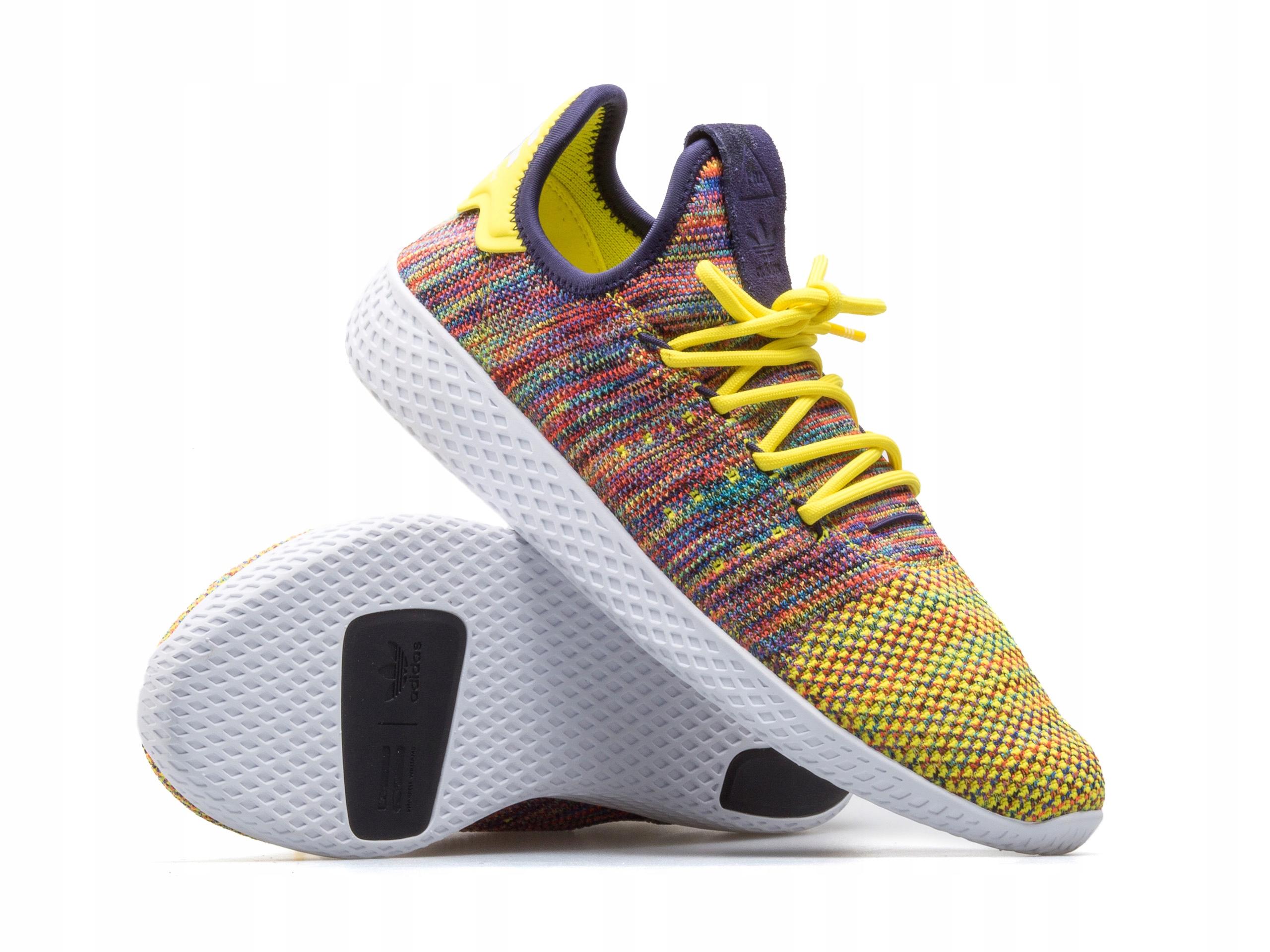 Cena obniżona najlepsze oferty na nowy styl Buty męskie adidas PW TENNIS HU BY2673 r. 40 - 7537877859 ...