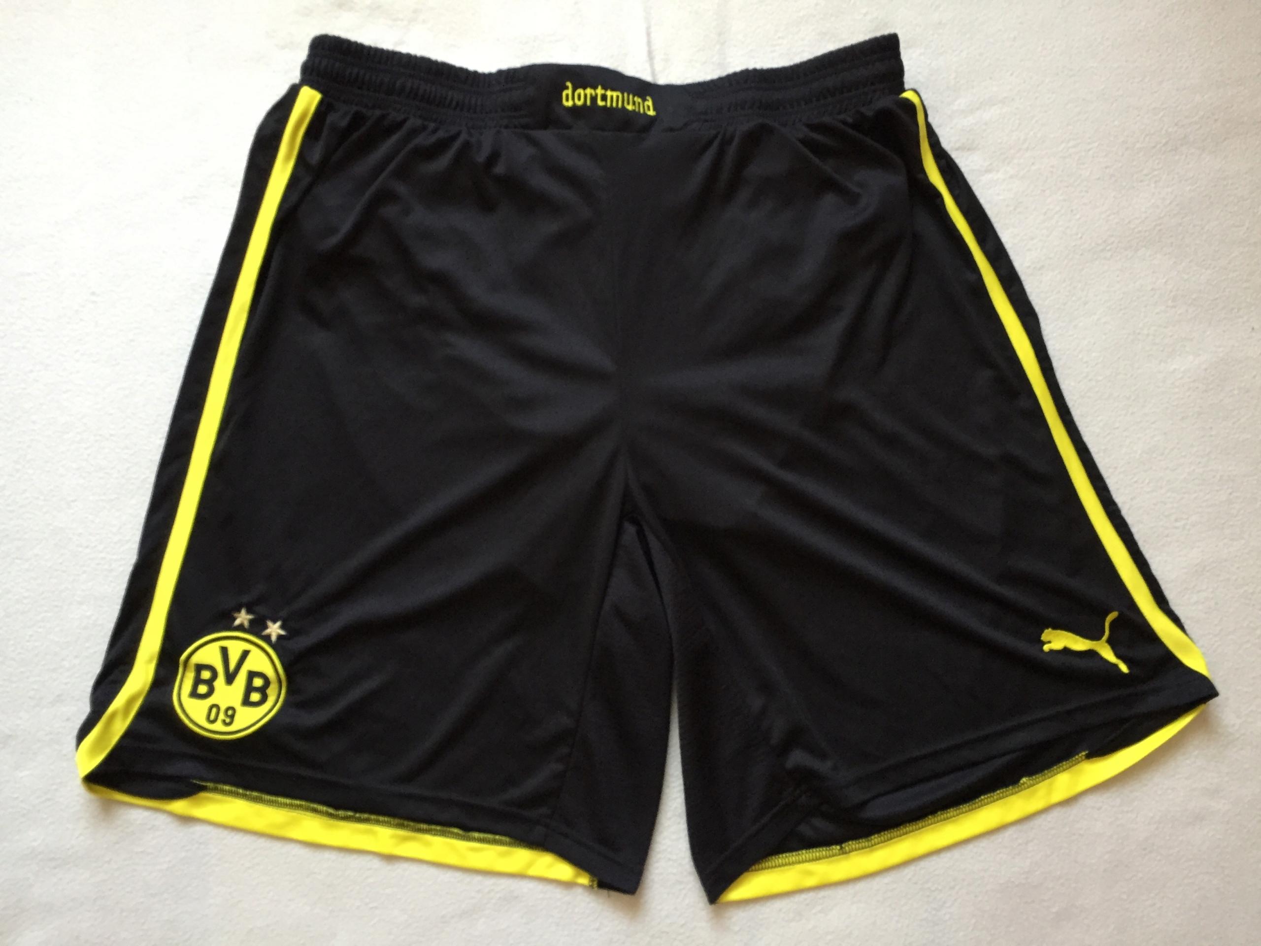 Spodenki BVB Borussia Dortmund-rozm.XXL