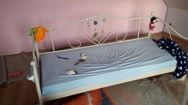 łóżko Metalowe Ringe Z Jysk 7801877542 Oficjalne