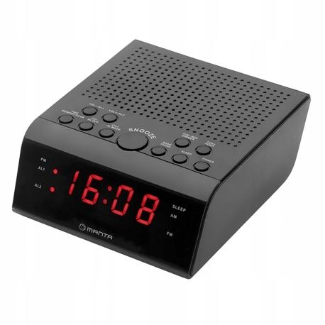 Radiobudzik, Radio Fm - Pll Clk008