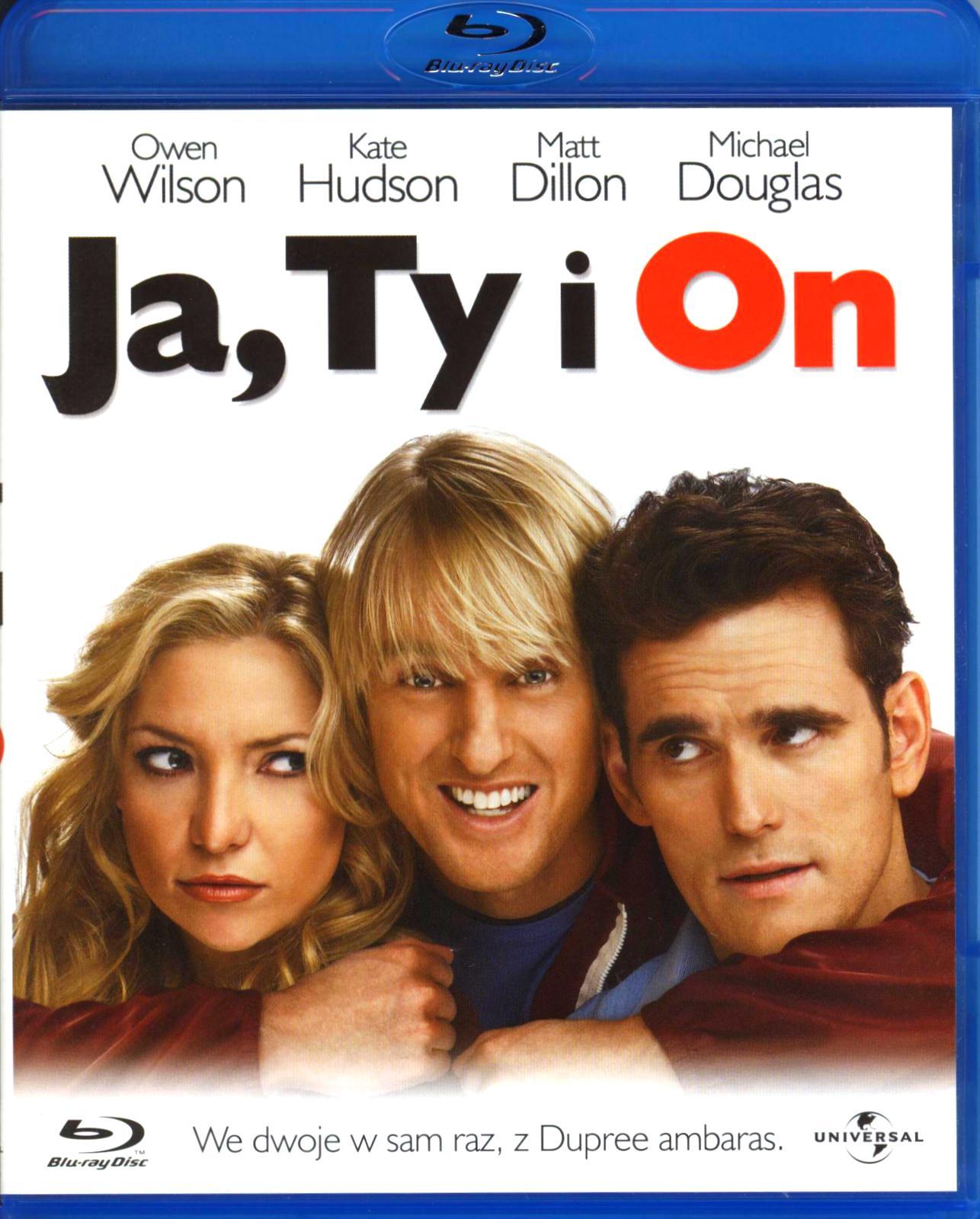 JA, TY I ON BLU-RAY