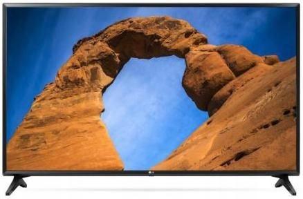 Telewizor LG 49LK5900 Smart TV uszkodzony
