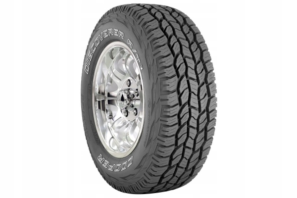 2x Cooper DISCOVERER A/T3 SPORT 265/70 R16 112 T