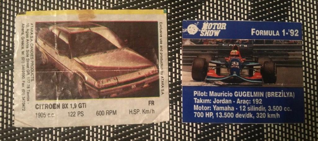 obrazki z gum turbo ataka motor show 92