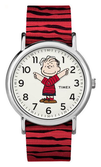 Zegarek Timex TW2R41200 Weekender x Peantus Linus