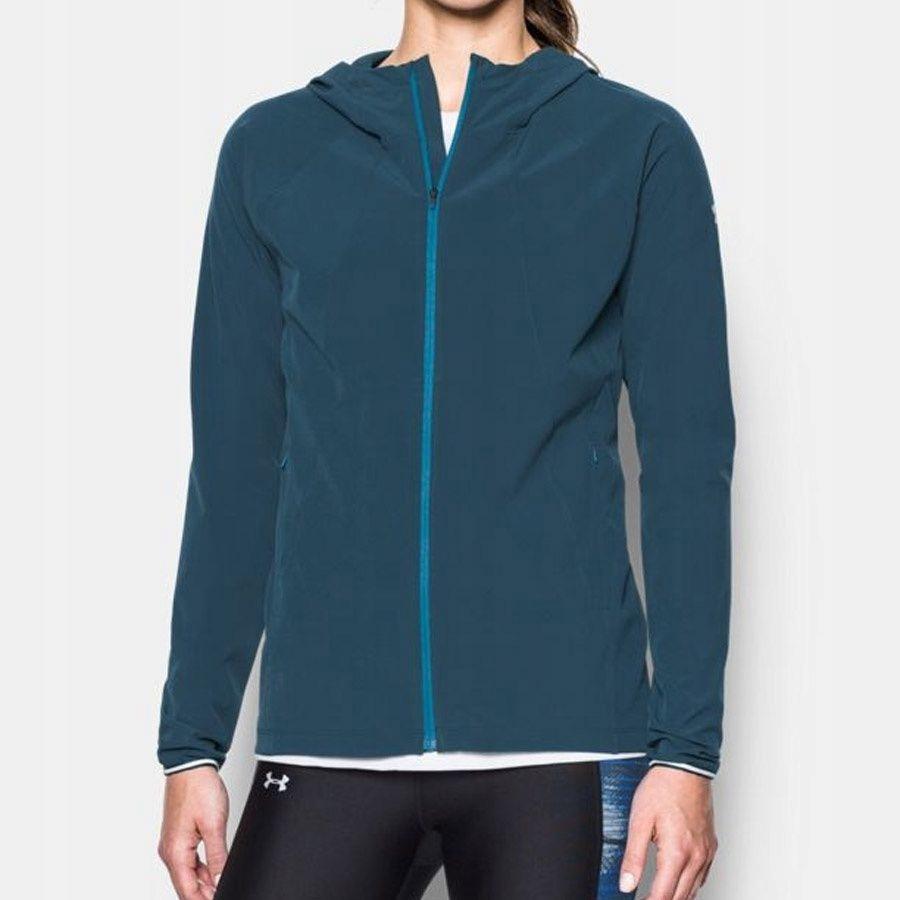 Bluza UA Outrun The Storm Jacket 1304539 918 M nie