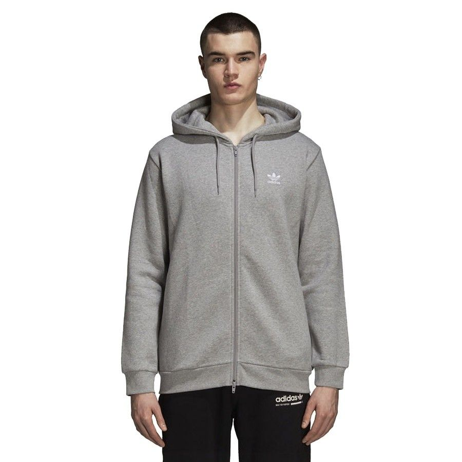 Bluza adidas Originals Trefoil FLC Hoodie DN6015 -