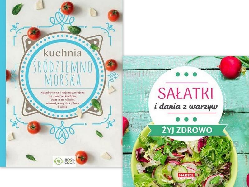 Kuchnia śródziemnomorska Sałatki I Dania Z Warzyw