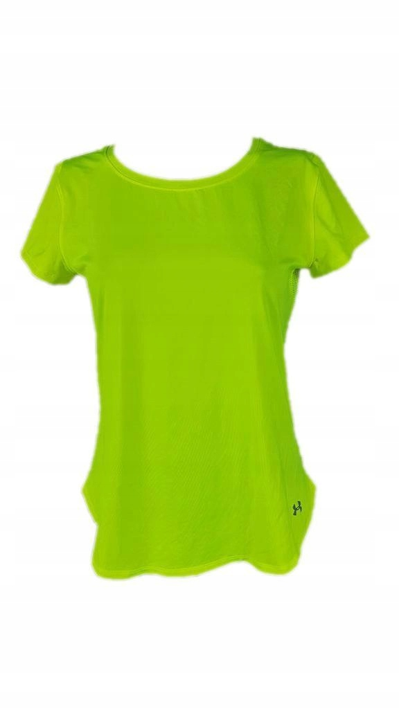 D2352 UNDER ARMOUR KOSZULKA TOP FITNESS S