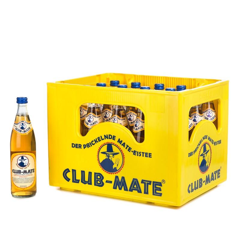 Club Mate 0,5l / vegan / 20 butelek