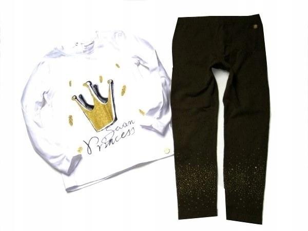 COCCODRILLO komplet bluzka + legginsy Princess 116