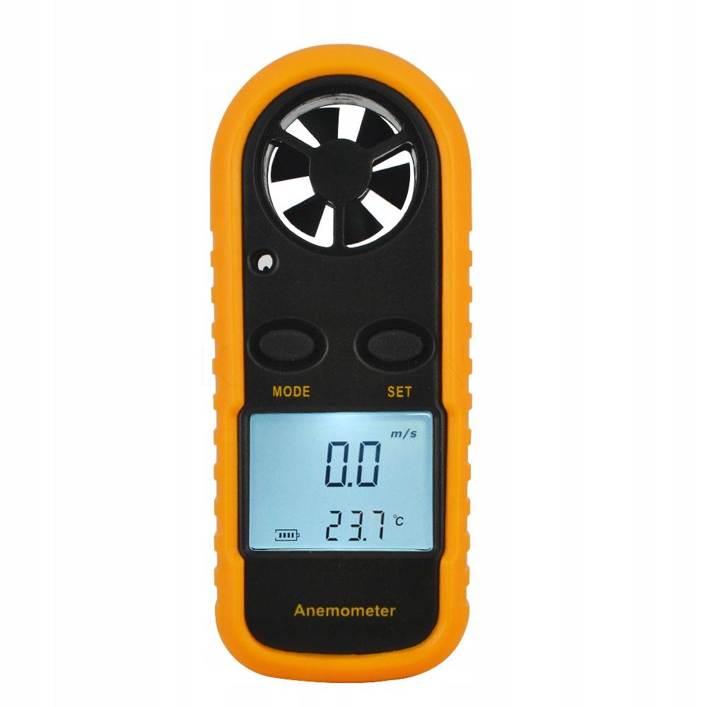 Wiatromierz anemometr miernik prędkości wiatru