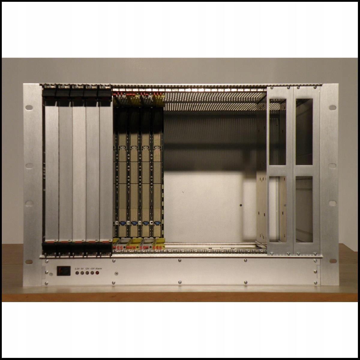 RIPAC MPS SYSTEM CPCI 7U (6+1)