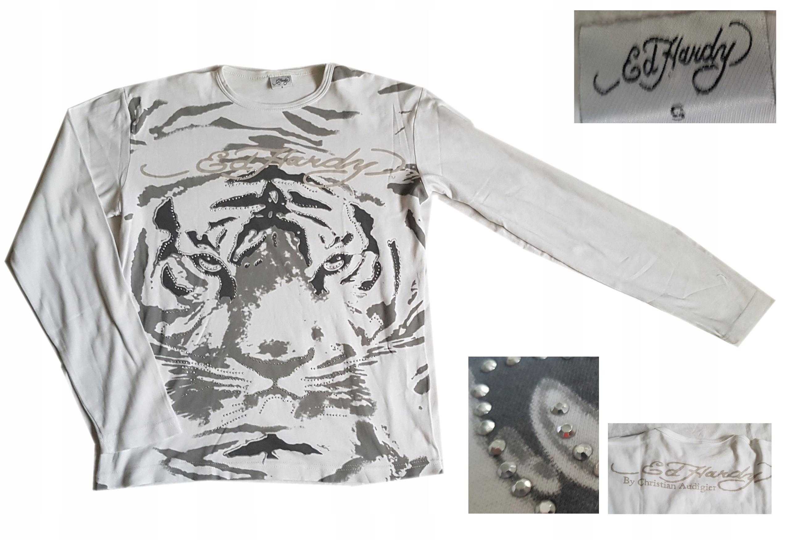 Koszulka Ed Hardy tygrys rozmiar S
