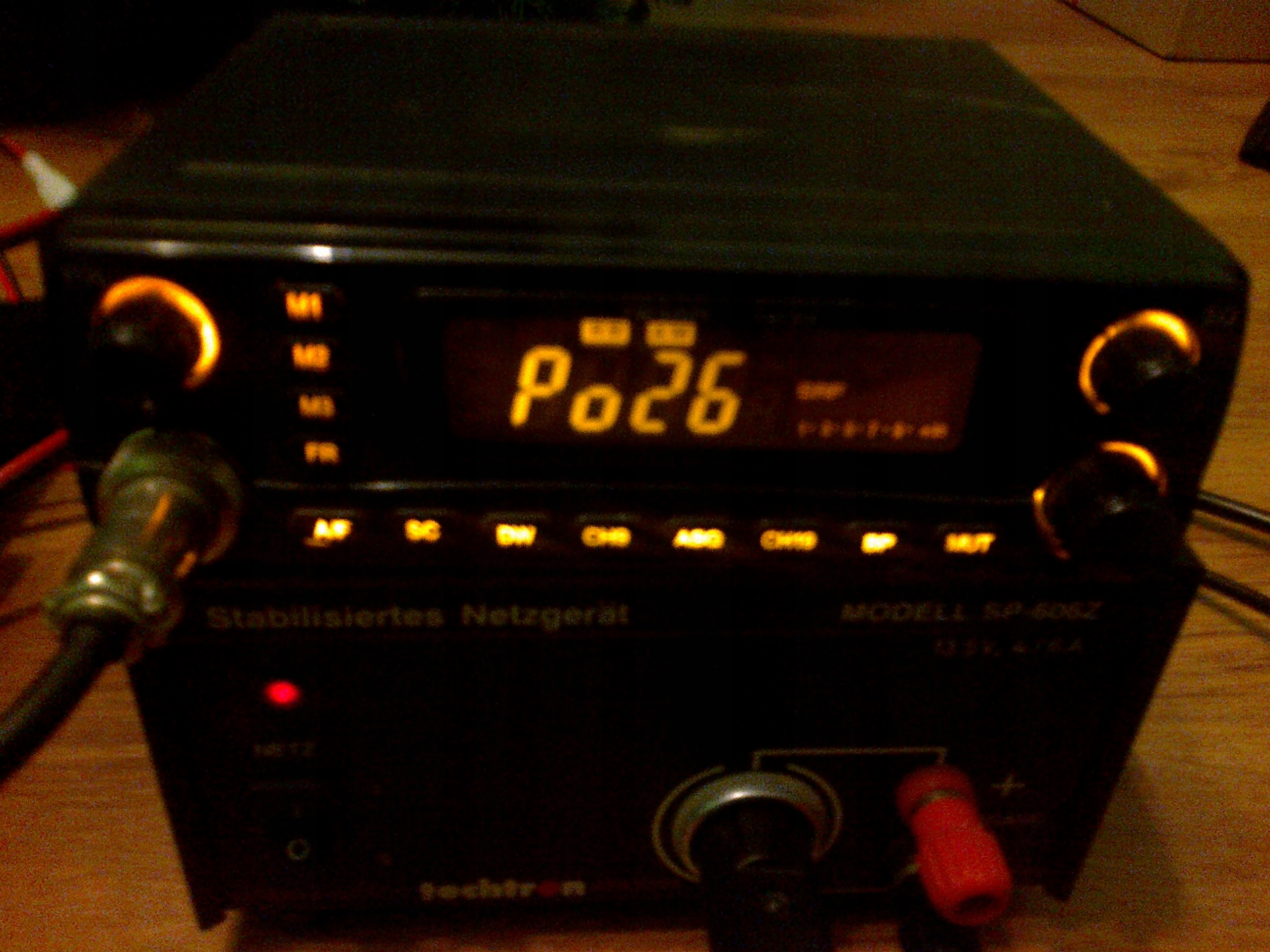 CB radio Yosan Turbo MJ-3031 OKAZJA BCM.