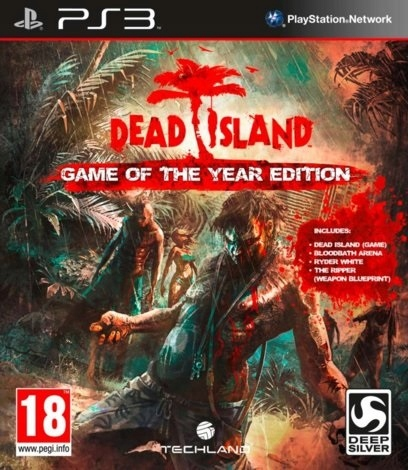 DEAD ISLAND GOTY PS3 UŻYWANA SURVIVAL HORROR