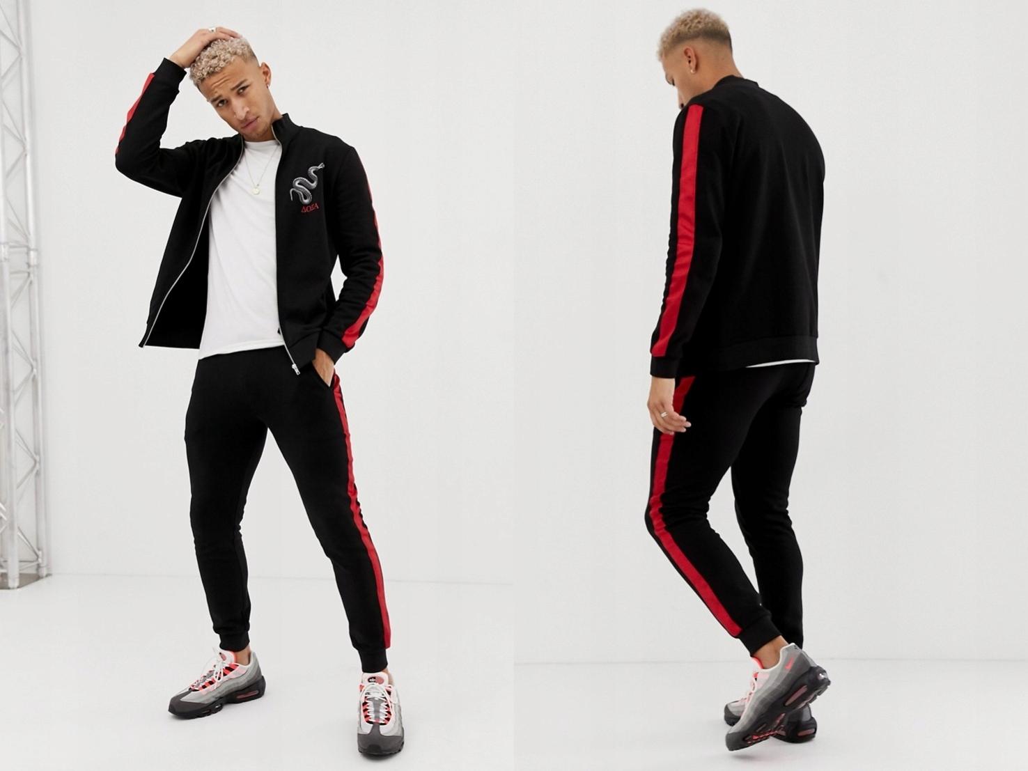 Komplet Dresowy Bluza Spodnie S