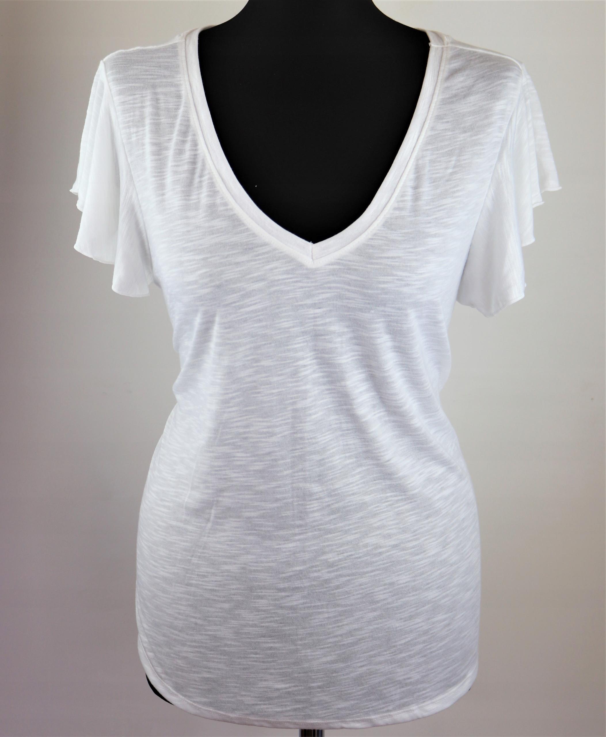 Biała klasyczna bluzka PRIMARK XL