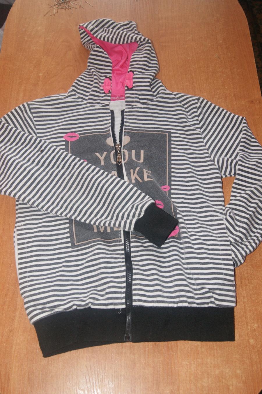 Komplet bluza + sweter + spodnie dresowe