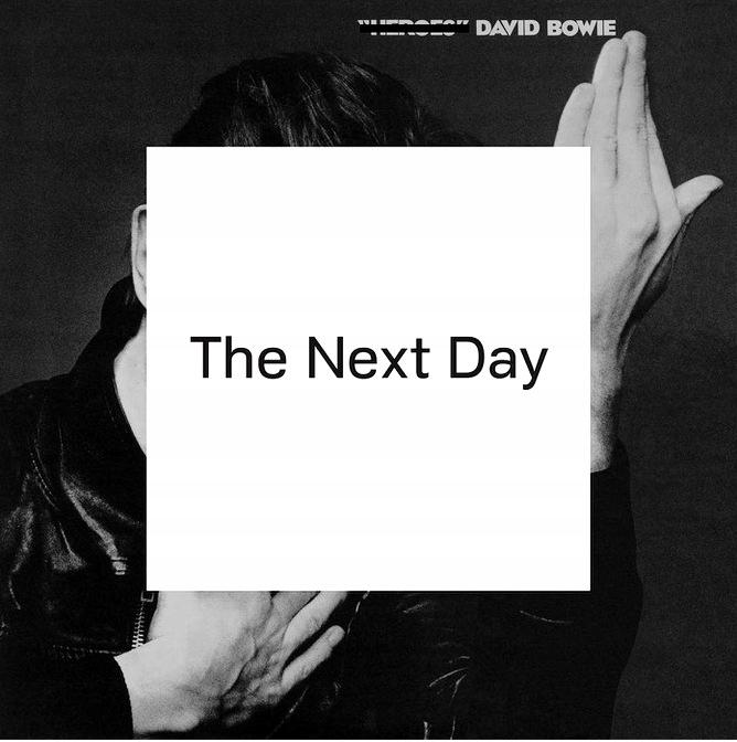 DAVID BOWIE The Next Day _ GDZIE TERAZ JESTEŚ ?