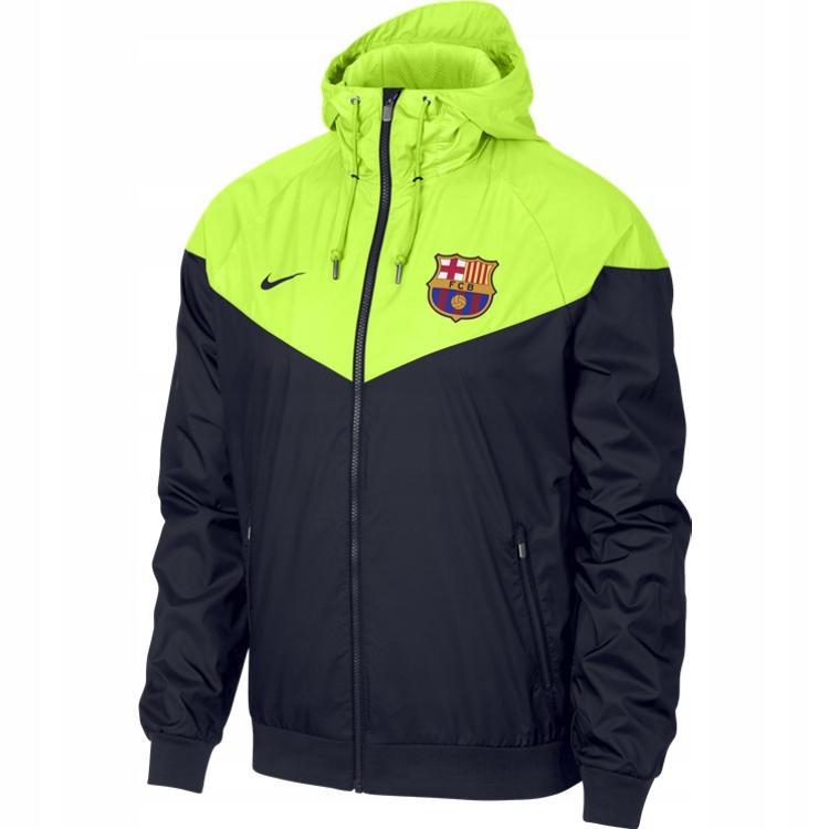 NIKE FC BARCELONA WINDRUNNER KURTKA 892420-452 XXL